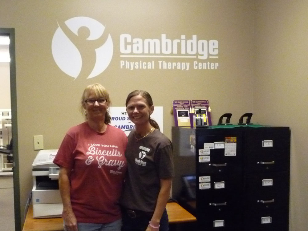 Cambridge Physical Therapy Customer Testimonials 12 12.JPG