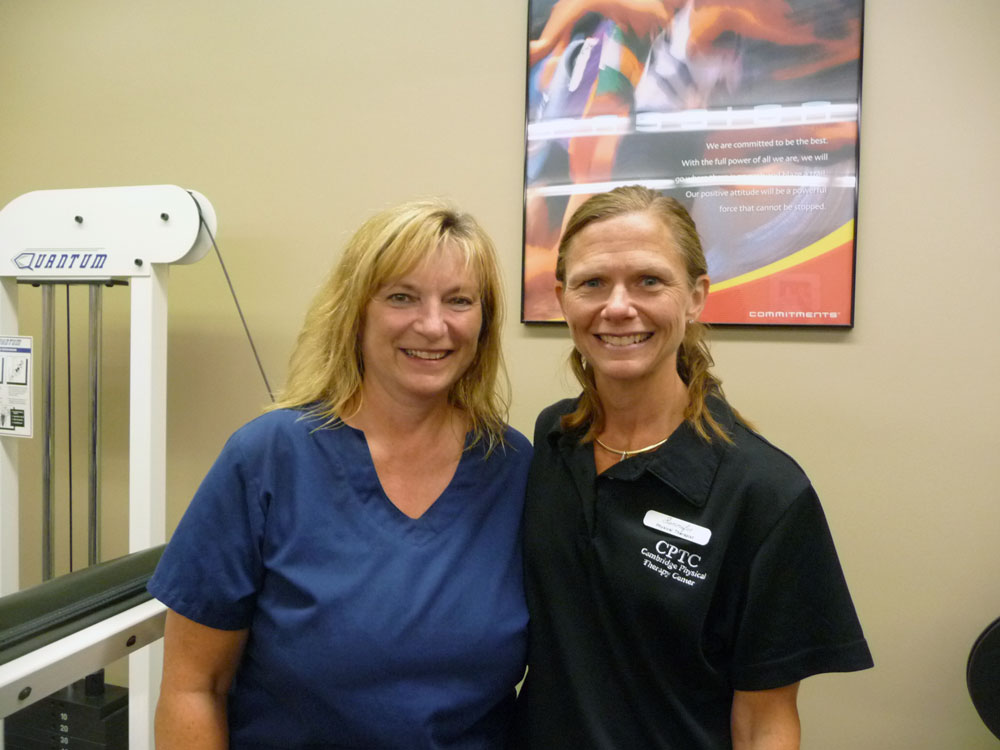 Cambridge Physical Therapy Customer Testimonials 4