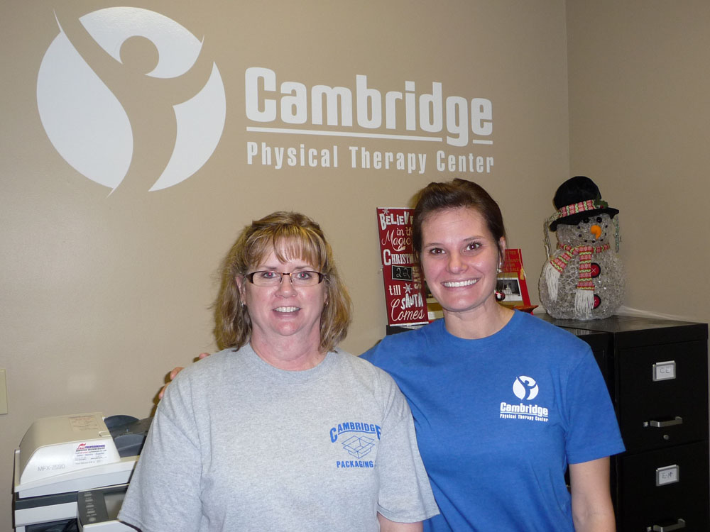 Cambridge Physical Therapy Customer Testimonials 5 10