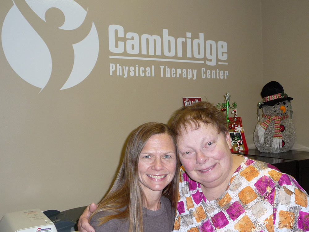 Cambridge Physical Therapy Customer Testimonials 5 12