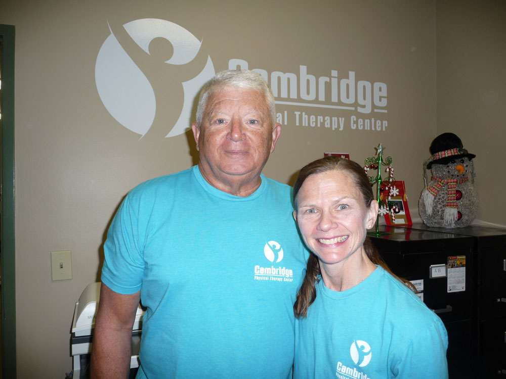 Cambridge Physical Therapy Customer Testimonials 5 13