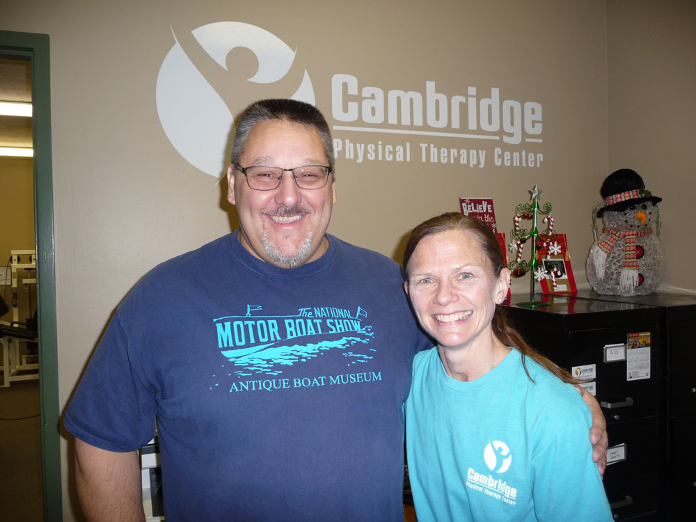 Cambridge Physical Therapy Customer Testimonials 5 14