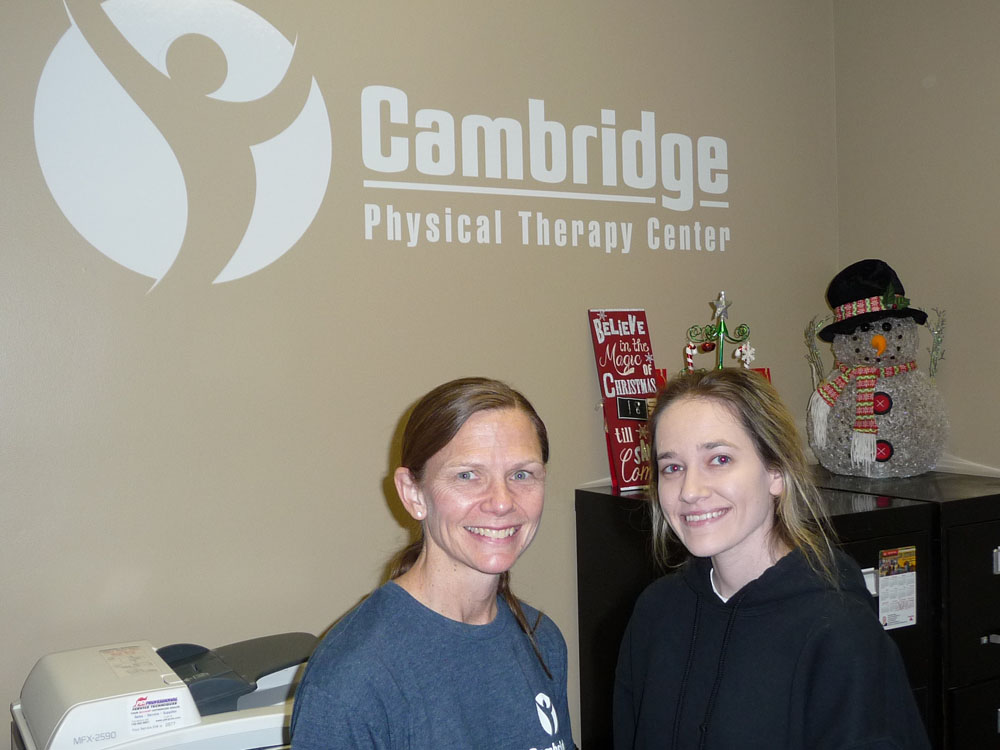 Cambridge Physical Therapy Customer Testimonials 5 17