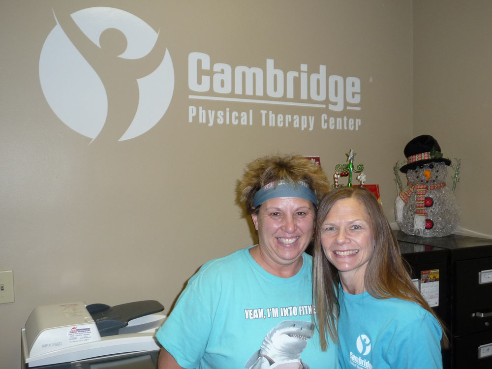Cambridge Physical Therapy Customer Testimonials 5 18