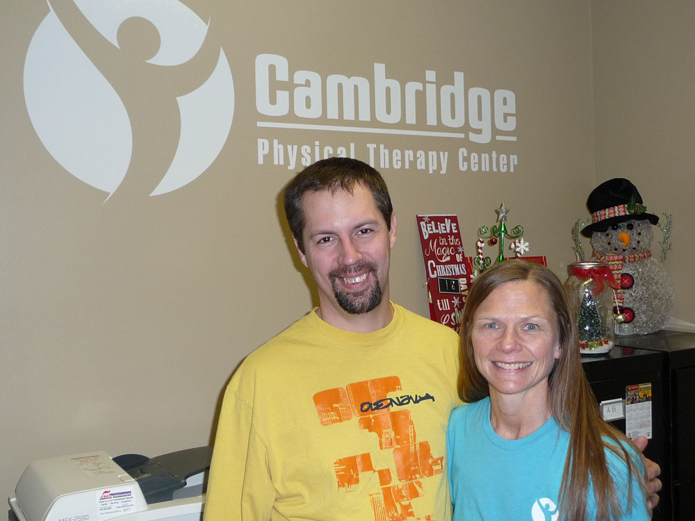 Cambridge Physical Therapy Customer Testimonials 5 19