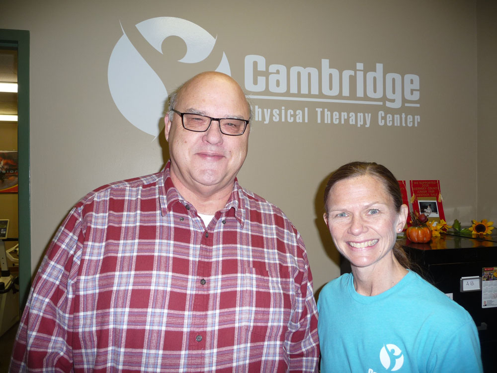 Cambridge Physical Therapy Customer Testimonials 5 4