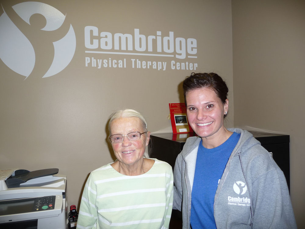 Cambridge Physical Therapy Customer Testimonials 5 6